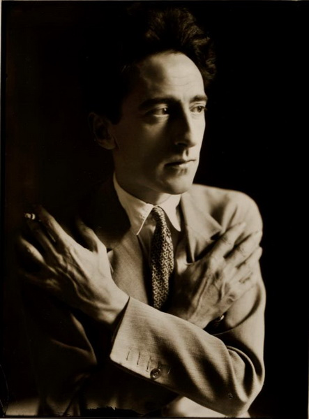 Germaine Krull, Jean Cocteau, Paris 1929 1929 – 1978 - <p>©Germaine Krull Estate, Folkwand Museum</p>